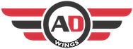 AD Wings logo